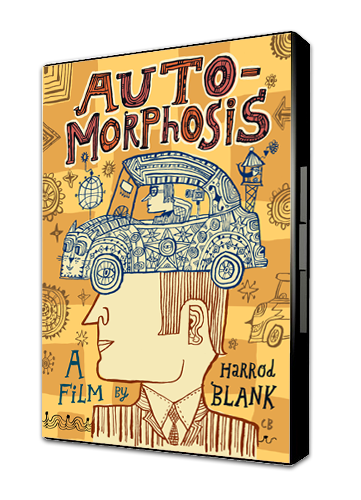 Automorphosis Art Cars DVD by Harrod Blank